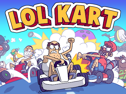 LoL Kart Screenshot
