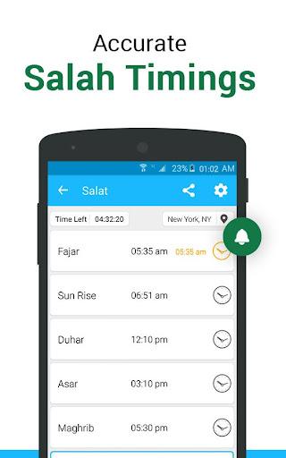 Qibla Connectu00ae Find Direction- Prayer, Azan, Quran screenshots 4