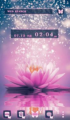 美しい壁紙アイコン ハスの花の灯り 無料のおすすめ画像5