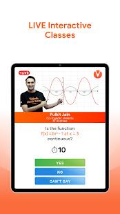 Vedantu: LIVE Learning App | Class 1-12, JEE, NEET 1.6.9 Screenshots 8