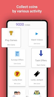 mGamer – Earn Money, Win Diamonds, UC, Credits Screenshot