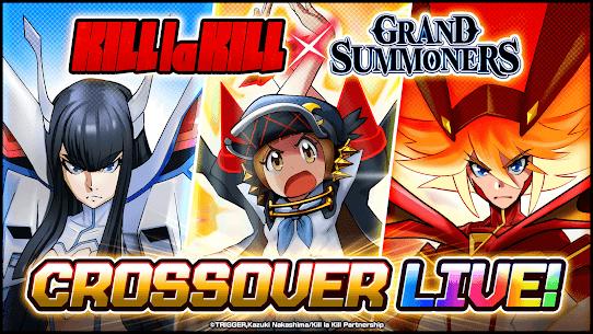 Grand Summoners MOD (Unlimited Money/God Mode) 2