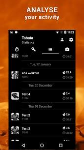 Tabata HIIT. Interval Timer v2.33 [Premium] [Mod] 5