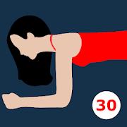 Plank Challenge : Abs Toning & Posture (30 Days)
