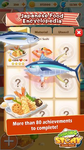 Sushi Master - Cooking story screenshots 3