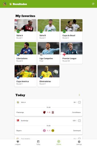 Lance Resultados - Serie A 2021 apktram screenshots 9