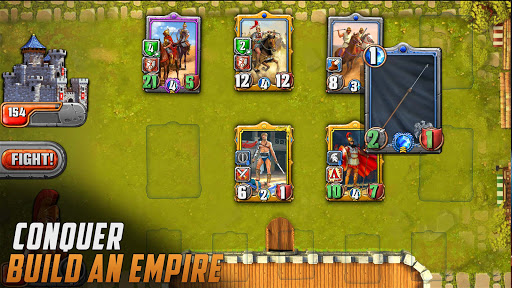 Heroes Empire: TCG - Card Adventure Game. Free CCG  screenshots 4