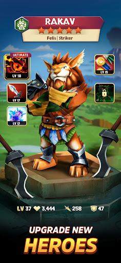 Kingdom Boss - RPG Fantasy adventure game online  screenshots 1