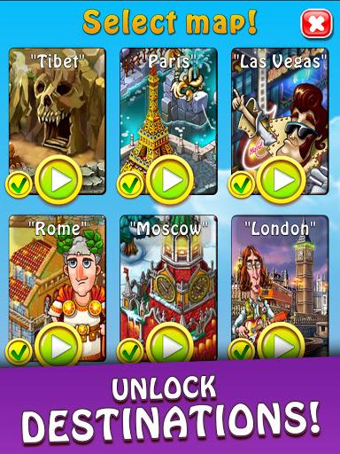 Magica Travel Agency: Match 3 Games, Jigsaw Puzzle  screenshots 16