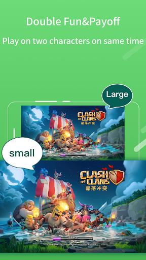 2Face: 2 Accounts for 2 whatsapp, dual apps screenshots 3