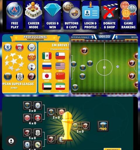Royal Table Soccer 2  screenshots 6
