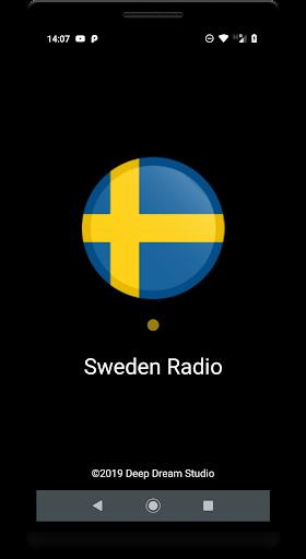 radio sweden screenshot 1