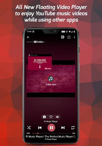 Pi Music Player - Free Music Player, YouTube Music  Screenshots 2