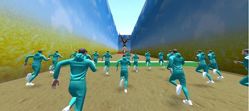 Squid Game 3D  screenshots 1