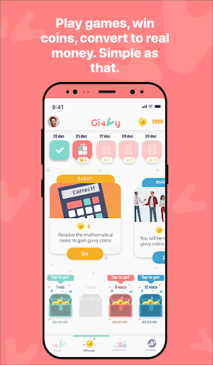 Earn money for Free with Givvy! 12.9 screenshots 6