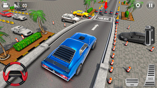Modern Car Parking 2 Lite - Driving & Car Games apkdebit screenshots 17