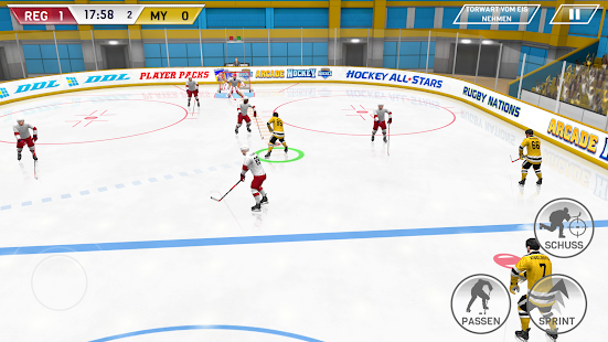 Hockey All Stars Screenshot