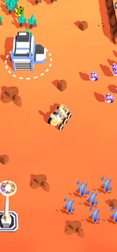 Space Rover: Idle planet mining tycoon simulator  screenshots 11