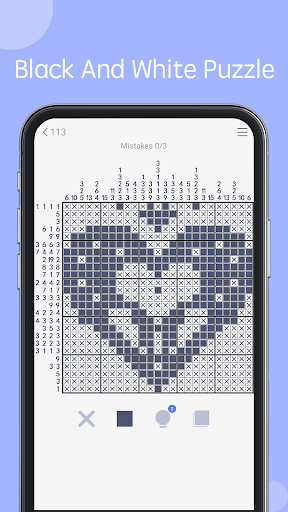 Nonogram - picture cross puzzle game 1.7.6 screenshots 2