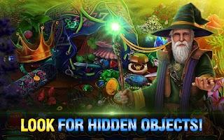 Hidden Objects - Labyrinths of World: Gold