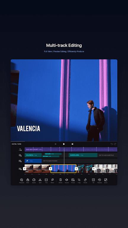 VN Video Editor Maker VlogNow  poster 9