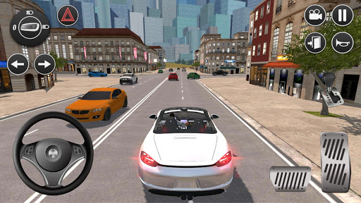 American City Fast Car Driving 2020 1.4 screenshots 1