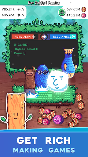 Workidle Tycoon: Idle Clicker Game  screenshots 2