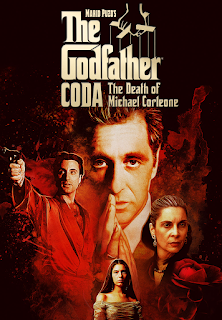 "alt=""Celebrating the 30th Anniversary of The Godfather: Part III, director/screenwriter Francis Ford Coppola brings a definitive new edit and restoration of the final film in his epic Godfather trilogy—Mario Puzo's THE GODFATHER, Coda: The Death of Michael Corleone. Michael Corleone (Al Pacino), now in his 60s, seeks to free his family from crime and find a suitable successor to his empire. That successor could be fiery Vincent (Andy Garcia)... but he may also be the spark that turns Michael's hope of business legitimacy into an inferno of mob violence. The film's meticulously restored picture and sound, under the supervision of American Zoetrope and Paramount Pictures, includes a new beginning and ending, as well as changes to scenes, shots, and music cues. The resulting project reflects author Mario Puzo and Coppola's original intentions of The Godfather: Part III, and delivers, in the words of Coppola, ""a more appropriate conclusion to The Godfather and The Godfather: Part II.""    CAST AND CREDITS  Actors Al Pacino, Diane Keaton, Andy Garcia, Franc D'Ambrosio, Bridget Fonda, George Hamilton, Joe Mantegna, Talia Shire, Eli Wallach, Sofia Coppola, Raf Vallone  Producers Fred Fuchs, Nicholas Gage, Francis Ford Coppola  Director Francis Ford Coppola  Writers Vincent Patrick"""