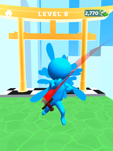 Sword Play! Ninja Slice Runner 3D  screenshots 9