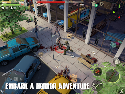 Prey Day Mod Apk: Survive the Zombie (GOD MODE) Download 10
