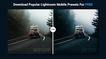 Presetly Presets - Free Lightroom Mobile Presets