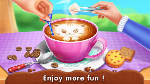 ud83dudc31Kitty Cafu00e9 - Make Yummy Coffeeu2615 & Snacksud83cudf6a 2.3.5038 screenshots 3
