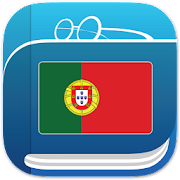 App Icon for Portuguese Dictionary App in France Google Play Store