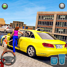 New Taxi Simulation Game 2021: Driving Simulation APK