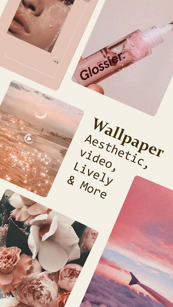 Aesthetic Wallpapers: Live Wallpaper & Wallpapers
