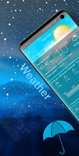 Weather and Radar Live Forecast 3.1.8 Screenshots 1