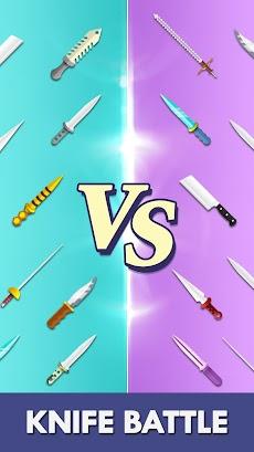ナイフバトル(Knife Battle)のおすすめ画像4