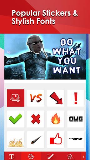 Thumbnail Maker & Channel Art Maker  Paidproapk.com 2