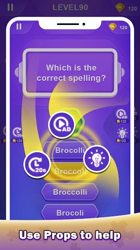 Spellingu00a0Master - Trickyu00a0Wordu00a0Spellingu00a0Game 1.0.3 screenshots 3