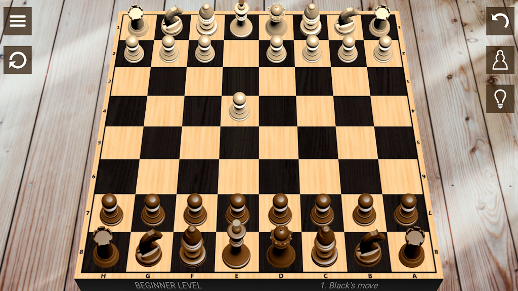 Chess poster 0