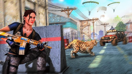 IGI Commando Adventure: TPS Action Shooting Game Screenshot