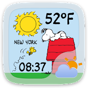 Peanuts Weather Widget Theme  Icon