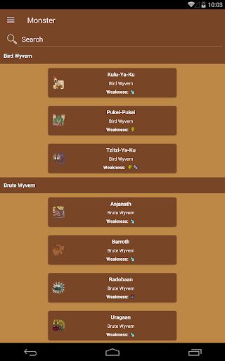 MHW Companion  screenshots 17