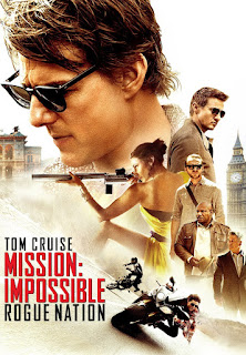 "alt=""Loaded with heart-pounding action and jaw-dropping stunts, prepare for the best Mission ever. With his elite organization shut down by the CIA, agent Ethan Hunt (Tom Cruise) and his team (Jeremy Renner, Simon Pegg, Ving Rhames) race against time to stop the rise of a new global threat, The Syndicate, a dangerous network of rogue operatives turned traitors. To stop them, Ethan must join forces with an elusive, disavowed agent (Rebecca Ferguson) who may or may not be on his side as he faces his most impossible mission yet.    CAST AND CREDITS  Actors Tom Cruise, Jeremy Renner, Simon Pegg, Rebecca Ferguson, Ving Rhames, Sean Harris, Alec Baldwin  Producers Tom Cruise, J. J. Abrams, Bryan Burk, David Ellison, Dana Goldberg, Don Granger, Jake Myers  Director Christopher McQuarrie  Writers Christopher McQuarrie, Bruce Geller"""