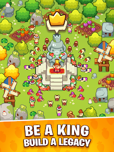 Me is King Mod Apk 0.14.12 (Unlimited Resources) 5