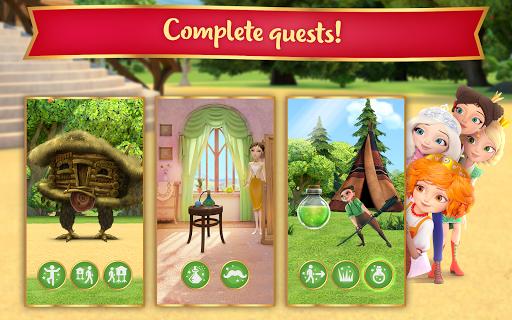 Little Tiaras: Magical Tales! Good Games for Girls 1.1.1 Screenshots 9
