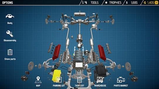 Baixar Car Mechanic Simulator 2018 Apk Última Versão 2021 4