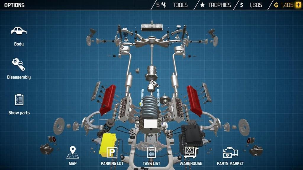 Car Mechanic Simulator  poster 3
