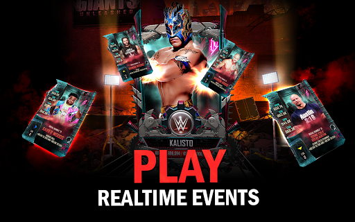 WWE SuperCard - Multiplayer Collector Card Game Apkfinish screenshots 10