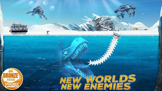 Death Worm™ Free Mod 2.0.031 Apk (Unlocked Levels) 2